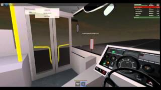 Roblox motor bus:route 373A Robloton Central to Silver Crest Bay Part 2| Roblox