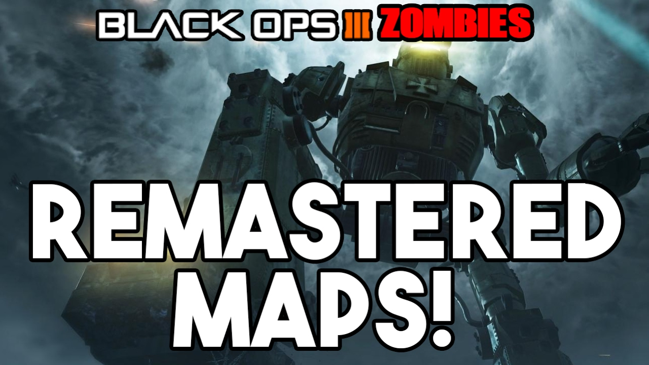 ORIGINS ASCENSION REMASTERED ZOMBIES MAPS LEAKED INFO LEAKED - All of us remastered bo3 zombies maps
