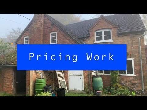 How I Price Up Electrical Jobs, RE-wire, Revealing Cost, Exotic Life Of An Electrician