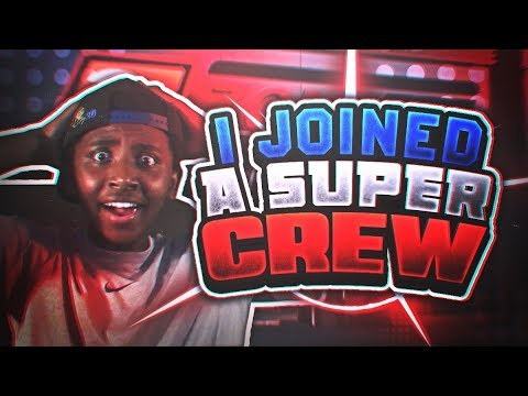 NEW ULTIMATE SUPER CREW REVEALED • BEST CREW IN NBA 2K17 HISTORY • HOW TO JOIN THE BEST CREW!?