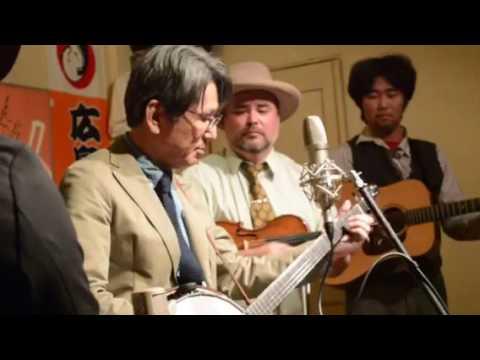 Singin Shoes - Pete Denahy in Japan.