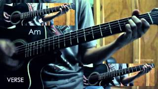 Alapaap Eraserheads Guitar Cover (WITH CHORDS)