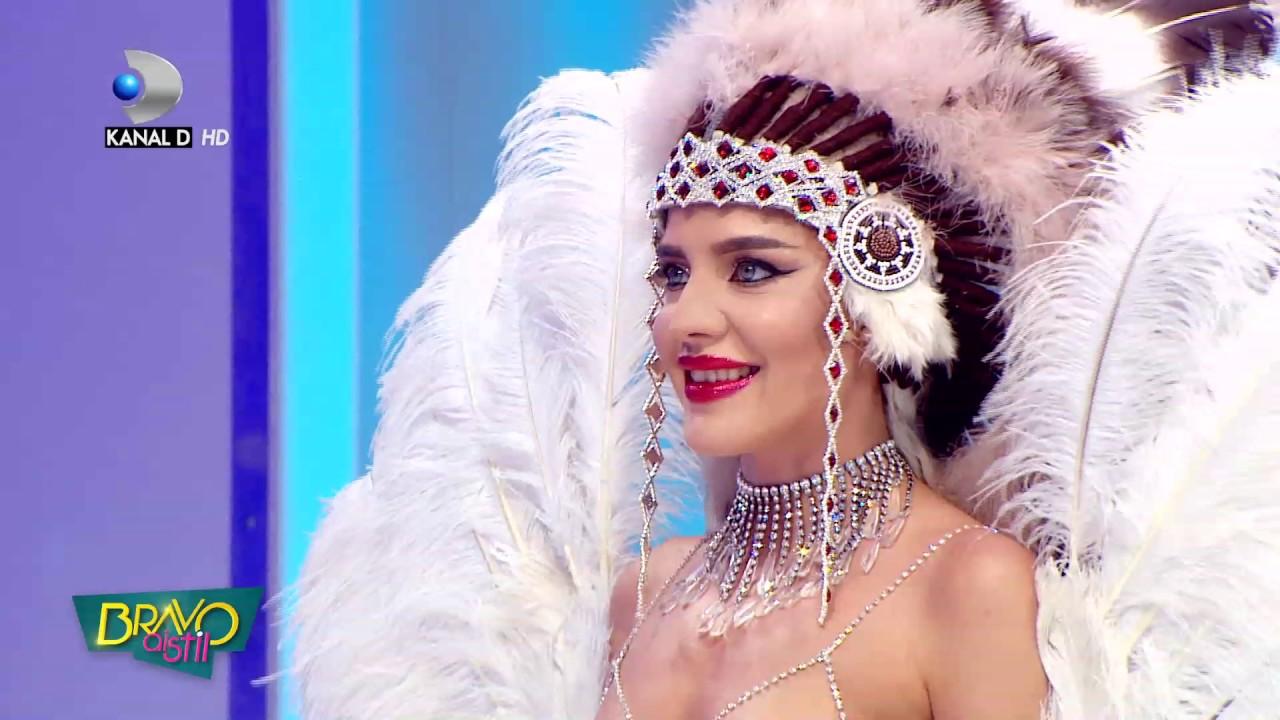 Anca Dumitra Nud bravo, ai stil! (21.07.2017) - aparitii super sexy in gala 26! adela a  atras toate privirile