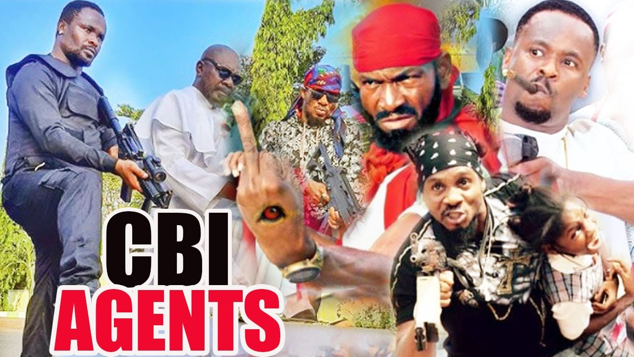 Download CBI AGENTS  Part 1&2- [NEW MOVIE] LATEST NIGERIAN ACTION NOLLYWOOD AFRICAN MOVIE 2020\2021