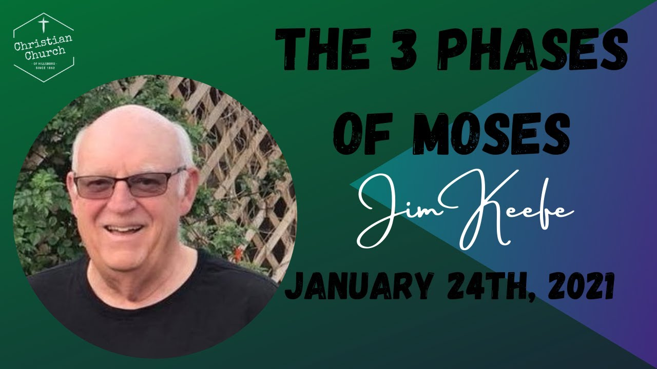The Three Phases of Moses