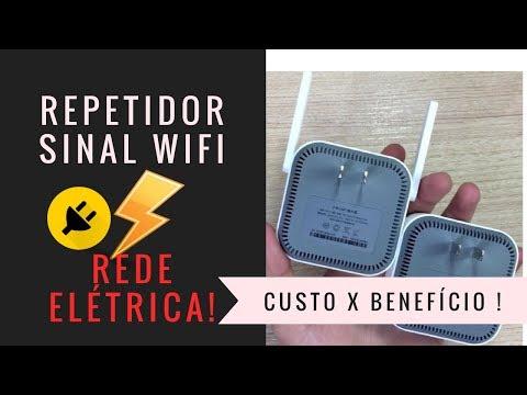 Original Repetidor Wifi Sinal Xiaomi Wifi Electric Power Line Energia
