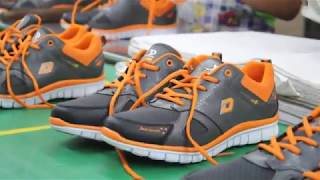 PT.SCP Factory shoes in indonesia