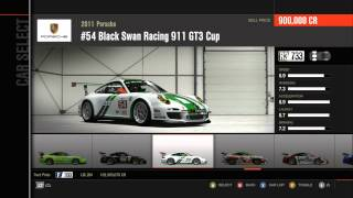 Forza Motorsport 4 All Cars (Including All DLC) HD Part 2 (676 Cars)