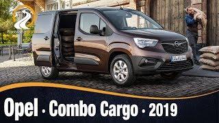 Opel Combo Cargo 2019 | Información Review Español