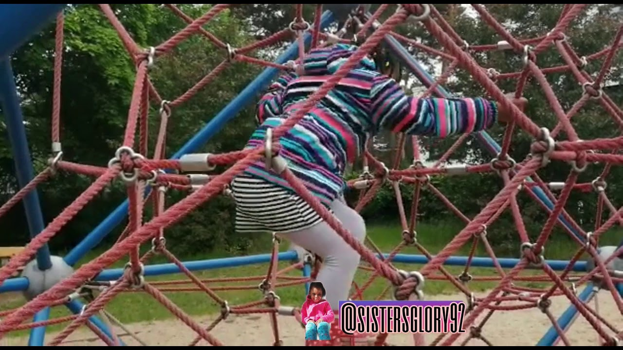 Playground Time VLOG