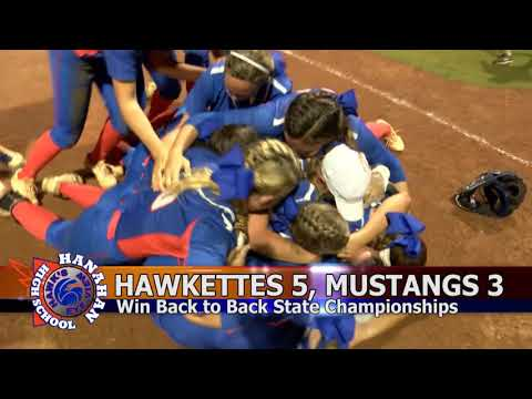 Hanahan wins second-straight state softball championship