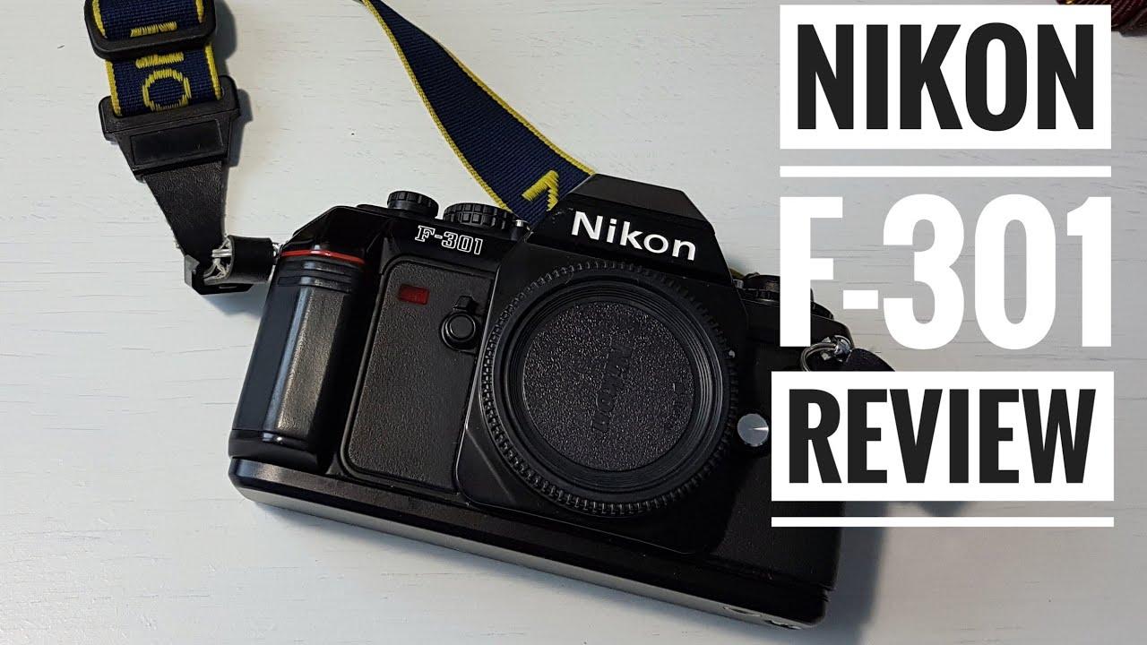 nikon f 301 n2000 reviewed in 2017 youtube rh youtube com Nikon EM Nikon F5
