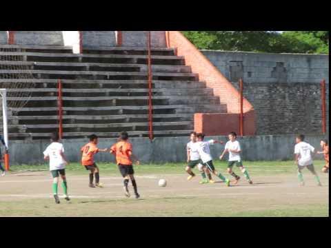 Barrio Parque 0 - Union San Vicente 1 - gol Union San Vicente