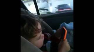 My baby sings Justin Beiber! Thumbnail