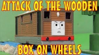 Tomica Thomas & Friends Short 9: Attack Of The Wooden Box On Wheels