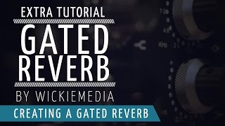 Creating a Gated Reverb effect on a Snaredrum