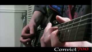 Skrillex - Summit (Ft. Ellie Goulding) Guitar cover