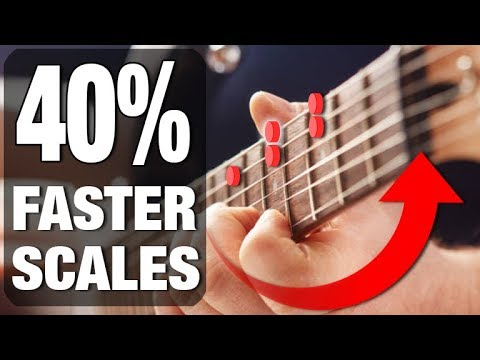 Doing This Will Make You Play Faster (+40% SCALE SPEED)