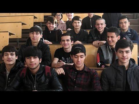 Удача таджикских студентов. Коронавирус в СНГ