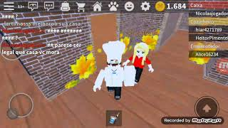 Roblox recorded a lot of pizzas!!!