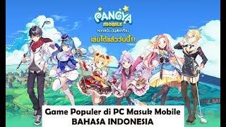 Game PC Populer Masuk Mobile - LINE Pangya Mobile (Android/iOS)