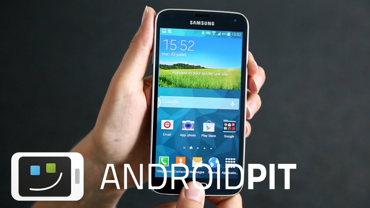 Samsung galaxy s5 comment faire une capture d 39 cran for Capture 2cran