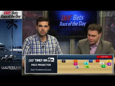 DRF Bets Saturday Race of the Day - Pegasus World Cup 2018