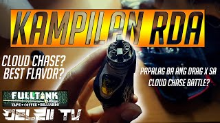HOW TO BUILD IN KAMPILAN V2 RDA X KALASAG V2 B3 USING RAM WIRE