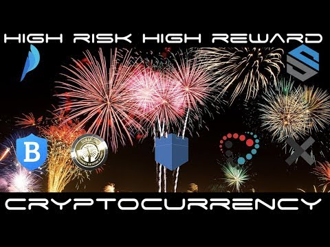 High Risk High Reward Altcoins - Low Market Cap Cryptocurrency