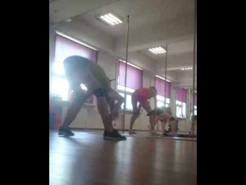 Workshop first time twerking