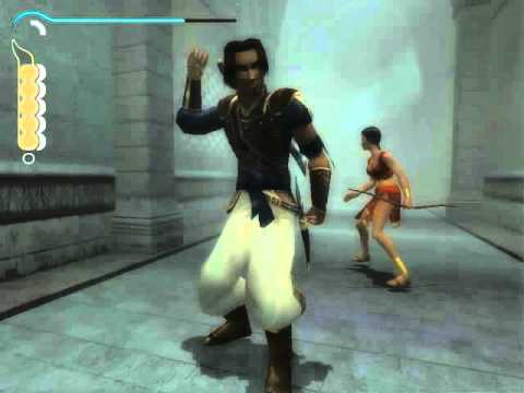 Prince of Persia sands of time game ply POP time accelrator short |
