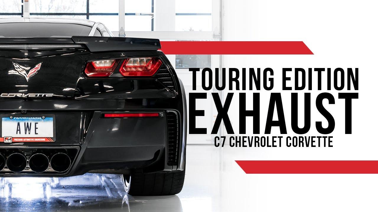 AWE C7 Corvette AFM Exhaust Suite - TAG Motorsports