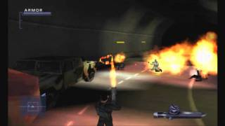 "Syphon Filter 2: (HD) Walkthrough Mission 3 ""Colorado, USA: Interstate 70!"""
