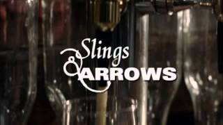 SLINGS & ARROWS REWATCH (Podcast EP 1/4)