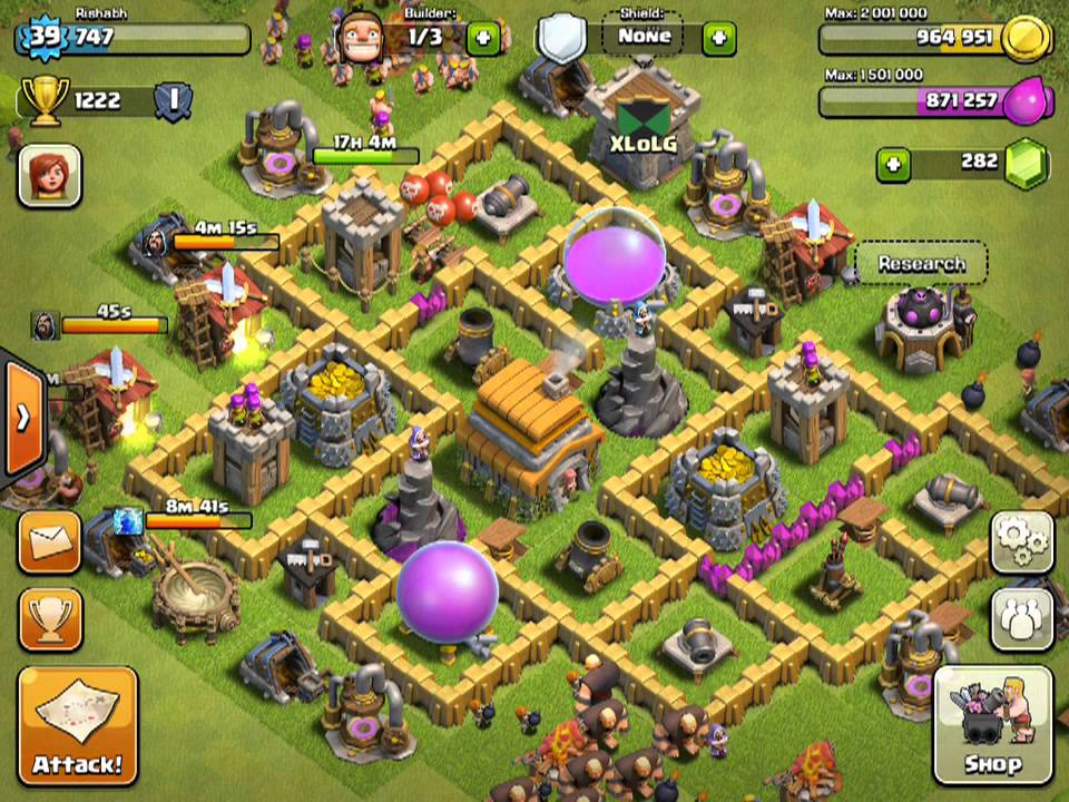 Th6 Base Design  Feel Free To Copy