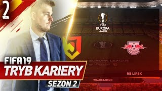 FIFA 19 | TRYB KARIERY ROAD TO GLORY S2 | #2 - GRAMY Z RB LIPSK!