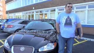 Jaguar XF Testimonial
