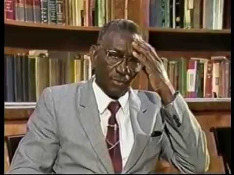 African Origins Of Humanity   Cheikh Anta Diop