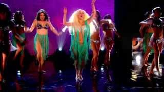 Lady Gaga Venus - Graham Norton Show 08/11/2013 HD