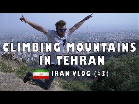 Going off the beaten track - Tochal Hiking Trail | Tehran, IRAN
