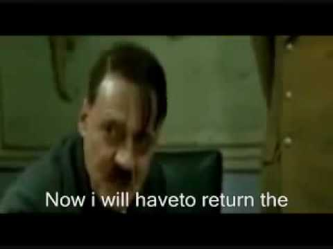 Hitler finds out Pakistan lost T20 Semifinal
