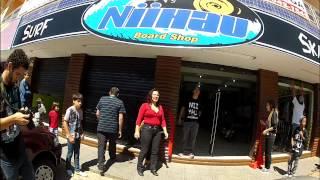 A Live - Inauguração Niihau Board Shop - HD