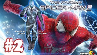The Amazing Spider Man 2 - Gameplay Walkthrough (1080P) - Part 2 (iOS)