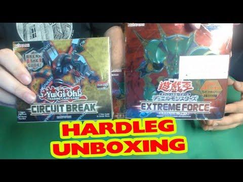 Circuit Break & Extreme Forces - Hardleg Unboxing - November 2017