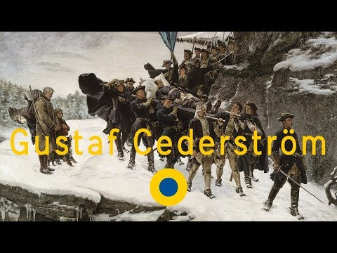 Gustaf Cederström – Leader of our Realistic and Historical Painters