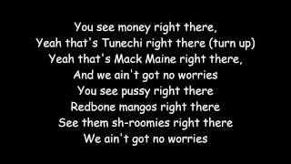 Lil Wayne - No Worries Lyrics