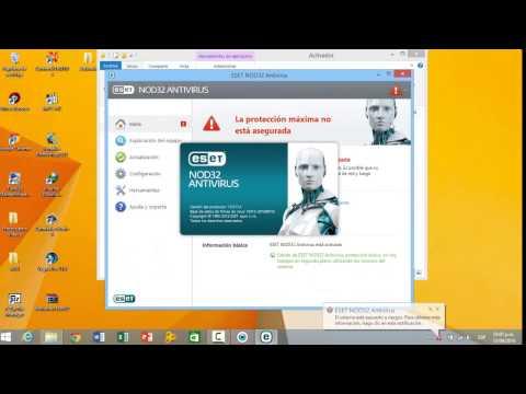 [Activar nod32 y Eset smart Security Version 7 para siempre windows 8.1, 8 y 7 2014!]