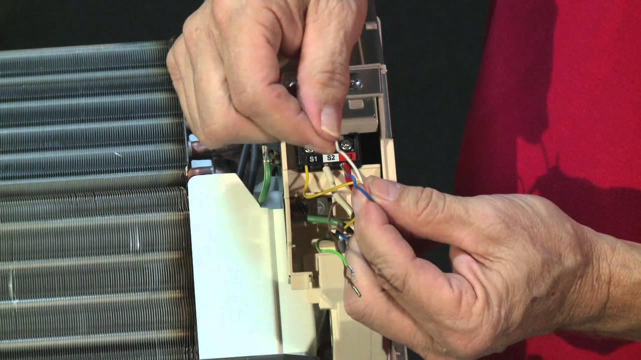 Wiring Diagram Ac Split Daikin Inverter 2000 Ford Explorer Spark Plug Condensate Pump Installation Service Video For Mitsubishi Electric Cooling Heating Youtube