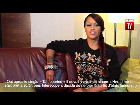 EVE x DA VIBE - Exclusive French Interview She Talks about her Career ,project, Independant