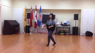 Take Me To Your Heart ~ Maria Tao (Walk thru & danced) ~ Simplified Version